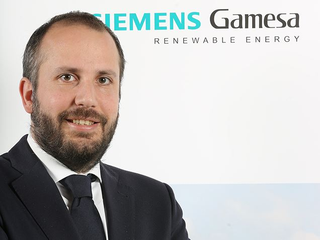 Carlos Albi - Director of Strategy at Siemens Gamesa