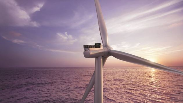Siemens Gamesa's SG 8.0-167 DD named Best Offshore Turbine for 2018