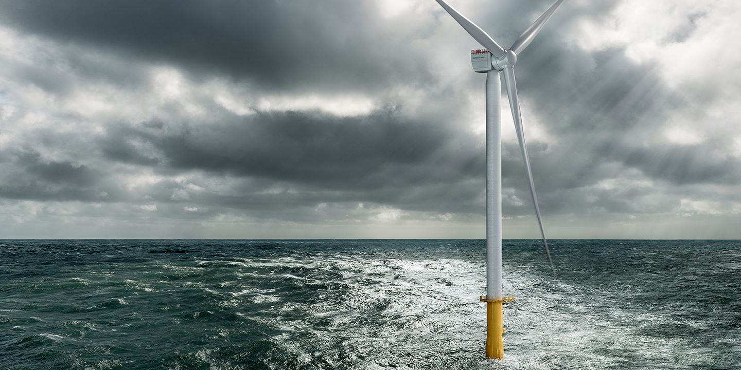 Offshore wind turbine SG 10.0-193 DD: power for generations