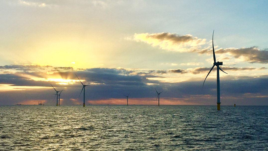 Offshore Wind Turbine SWT-6 0-154 I Siemens Gamesa