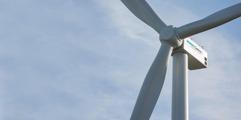 Onshore Wind Turbine SG 2 9-129 I Siemens Gamesa