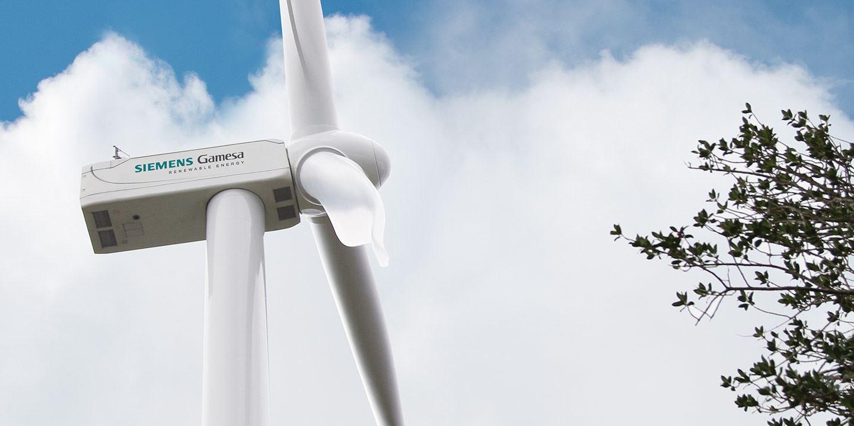 Onshore Wind Turbine SG 5 0-145 I Siemens Gamesa