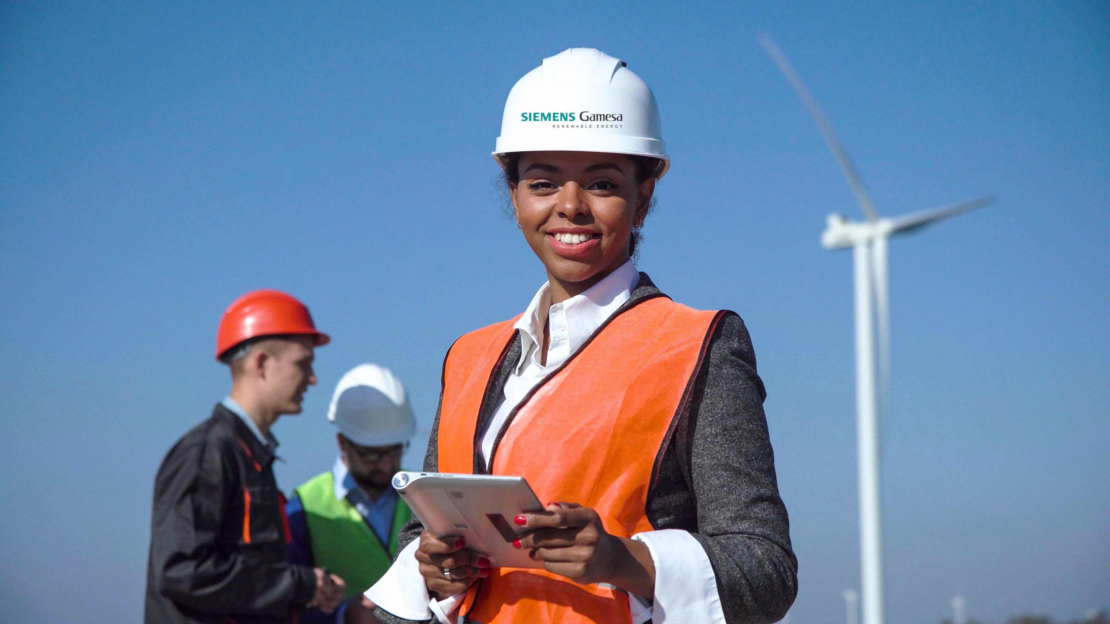 Siemens Gamesa has a Diversity & Inclusion Policy