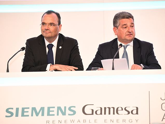 Siemens Gamesa general shareholder meeting 2019