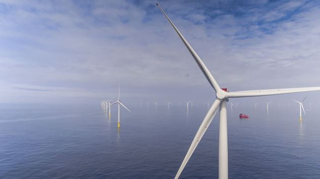 Siemens Gamesa to supply 487 MW SeaMade offshore wind power project in Belgium