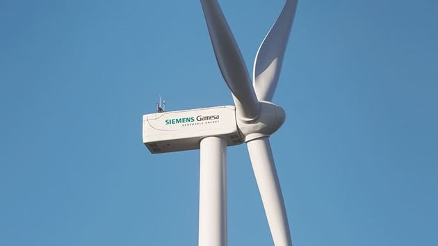 Siemens Gamesa signs first contract to supply its new  wind turbine of the Siemens Gamesa  4.X platform totaling 249 MW in Mexico