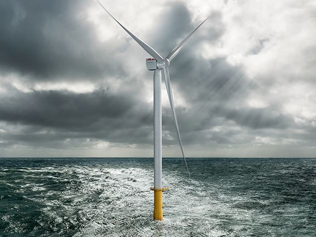SG 10.0-193 DD offshore wind turbine