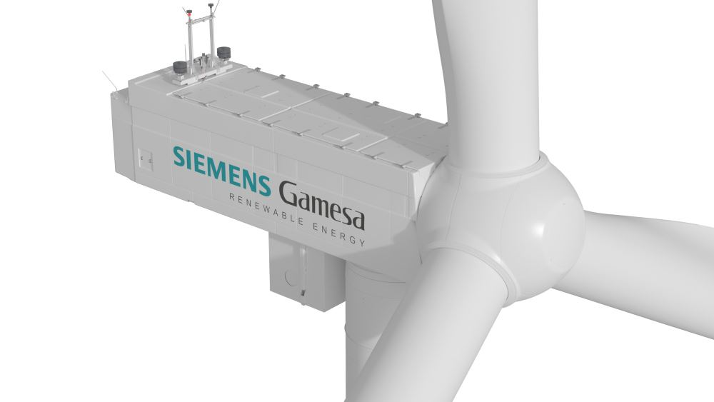 SG 5.8-170 wind turbine for onshore projects