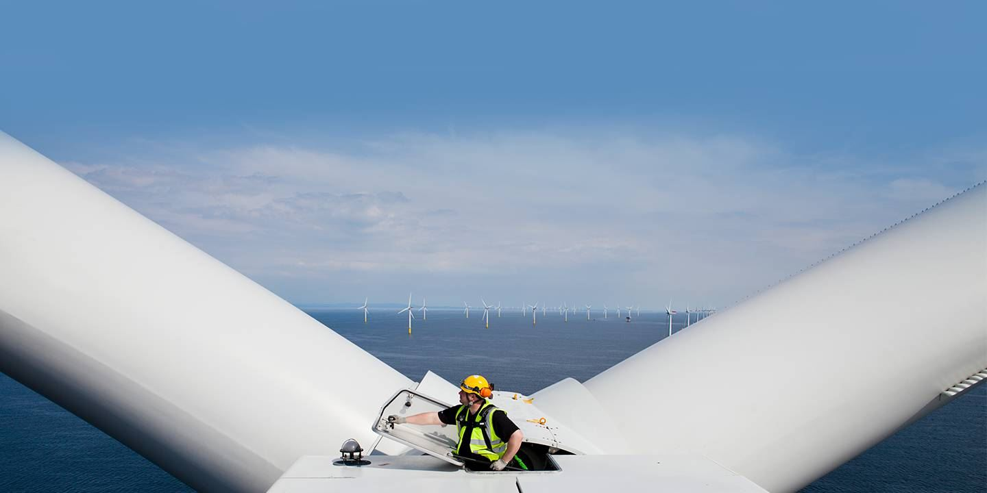Siemens Gamesa products and service for renewable energy