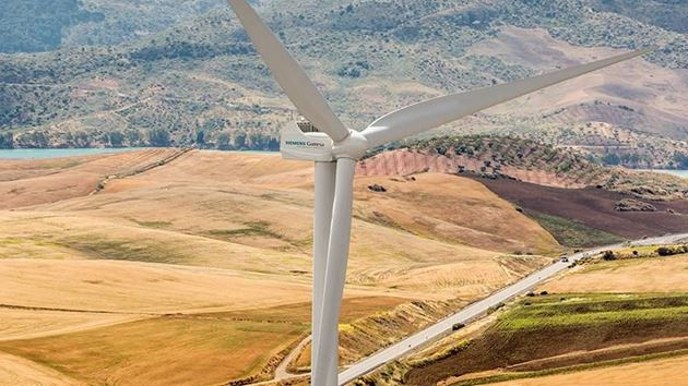 Update older wind turbines with Energy Thrust
