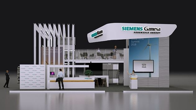 Siemens Gamesa en la Global Wind Summit en Hamburgo